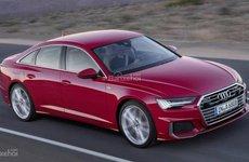 Đây là Audi A6 2019 thế hệ mới nhất sắp ra mắt Geneva?