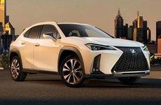 Lexus UX lộ diện qua bộ ảnh đầu tiên trước thềm Geneva Motor Show 2018