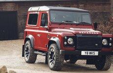 Land Rover Defender Works V8 phiên bản đặc biệt 'hết hàng' trong vòng 1 tháng ra mắt