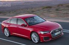 Tìm hiểu 4 điểm nổi bật trên Audi A6 2019