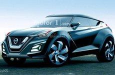 Nissan Juke thế hệ mới hé lộ ảnh mới nhất