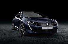 Peugeot 508 2018 chính thức trình làng trước triển lãm Geneva