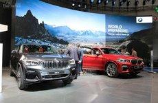 BMW X4 2019 khoe sắc trên thềm Geneva