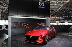 [Geneva 2018] Mazda Kai Concept ra mắt, có thể là bản xem trước của Mazda3 mới