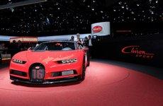 Bugatti Chiron Sport 2019 tiến tới Geneva 2018, giá 3,26 triệu USD