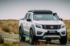 Nissan Navara Off-Roader đăng ký bản quyền - đối thủ tương lai của Ford Ranger Raptor