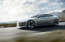 [Geneva 2018] BMW i4 lộ diện, bán kính hoạt động 600 km