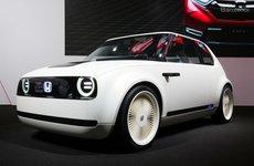 Honda Urban EV phiên bản thương mại sẽ xuất hiện trong thời gian tới