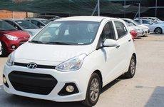 Hyundai Grand i10 2018 thêm trang bị, giá không đổi