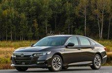 EPA công bố mức tiết kiệm nhiên liệu của Honda Accord Hybrid 2018