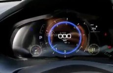 Mazda 3 bản nâng cấp sẽ sở hữu cụm đồng hồ nâng cấp?
