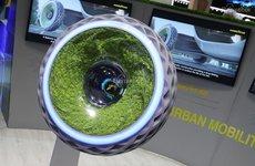 Goodyear cho ra mắt lốp xe chuyên dụng cho xe điện và lốp xe lọc khí