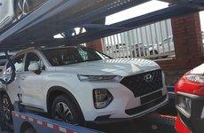 Lộ hình ảnh Hyundai Santa Fe 2019 được cho là ở Việt Nam, liệu sắp bán?