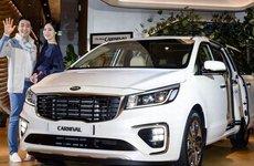 Kia Sedona 2019 mới giá từ 613 triệu đồng tại Hàn Quốc