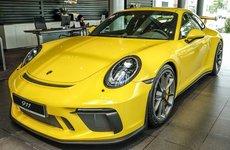 Soi chiếc Porsche 911 GT3 2018 nhập khẩu chính hãng đầu tiên tại Việt Nam