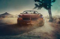 BMW Z4 2019 ấn định ra mắt vào mùa hè 2018, trước khi đến Triển lãm Paris