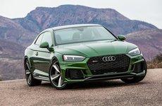 Audi RS5 Coupe 2018 mở bán tại Mỹ với giá khởi điểm 1,58 tỷ đồng