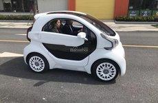 Xe điện sản xuất bằng in 3D