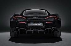 McLaren 570GT biến hình thành ''chiến binh báo đen'' nhờ MSO