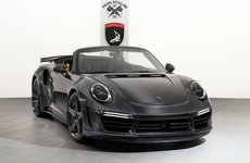 Porsche 911 sẽ có thêm gói trang bị Stinger GTR Carbon Edition hấp dẫn