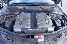 Audi chuẩn bị khai tử động cơ W12