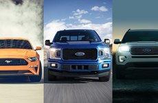 Hybrid sẽ là trọng tâm trong chiến lược kinh doanh sắp tới của Ford