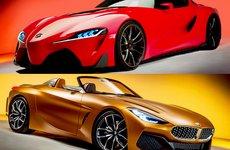 Toyota Supra, BMW Z4 sắp đi vào sản xuất tại Áo