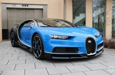 Bugatti Chiron vẫn chốt giá gần 100 tỷ dù đã qua sử dụng