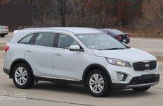 Kia Sorento diesel dành cho thị trường Mỹ chạy thử, sẽ bán ra vào cuối năm