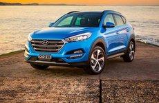 Hyundai Tucson Sport thêm tùy chọn phần cứng mới, bán ra vào mùa hè