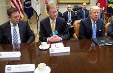 Trump: Các hãng xe phản đối thuế mới Mỹ áp đặt lên Trung Quốc