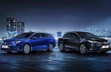 Toyota Avensis chính thức bị khai tử