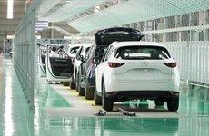 Thaco vừa khánh thành nhà máy sản xuất ô tô Mazda lớn nhất ASEAN