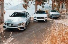 Mercedes mở dịch vụ đăng ký thuê, đổi xe tự do