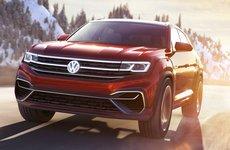 [New York 2018] Volkswagen Atlas Cross Sport 2019 ra mắt, đối thủ nặng ký của BMW X6