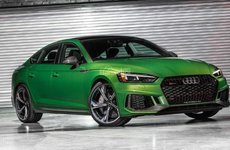 [New York 2018] Audi RS5 Sportback - Cỗ máy bóng bẩy 444 mã lực