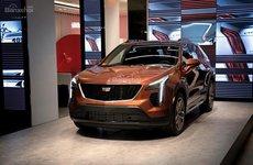 [New York 2018] Cadillac XT4 2019 chính thức trình diện có giá từ 814 triệu VND