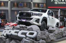 Toyota Hilux Revo Rocco 2018 lộ diện, thêm đối thủ ngáng đường Ranger Wildtrak