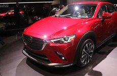 [New York 2018] Mazda CX-3 2019 trình làng với công suất 148 mã lực