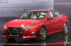 [New York 2018] Nissan Altima / Nissan Teana 2019 ra mắt động cơ mới