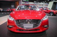 Mazda3 2018 bổ sung camera 360 độ tiêu chuẩn cho thị trường Thái