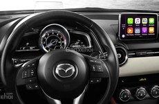 Mazda cuối cùng cũng trang bị Apple CarPlay và Android Auto