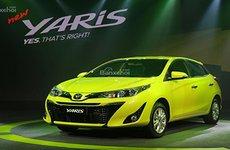 Phân biệt Toyota Yaris 2018 chuẩn bị bán ở Việt Nam