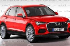 Xem trước thiết kế của Audi Q3 qua ảnh dựng