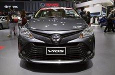Toyota Vios 2018 giá 450 triệu đồng tại Thái Lan, chưa hẹn ngày về Việt Nam