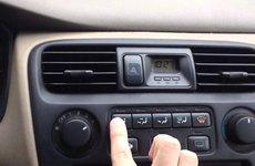Dấu hiệu hệ thống công tắc trên ô tô gặp vấn đề