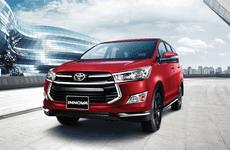 Thêm nhiều đối thủ, Toyota Innova tranh thủ tung khuyến mại hút khách