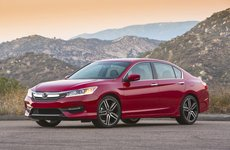 Honda Accord ế tại nhiều thị trường trên thế giới