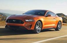 Ford Mustang 2018 bổ sung thêm tùy chọn hộp số sàn