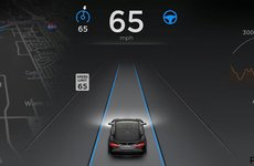 Hệ thống Autopilot phiên bản 8.0 của Tesla chính thức ra mắt